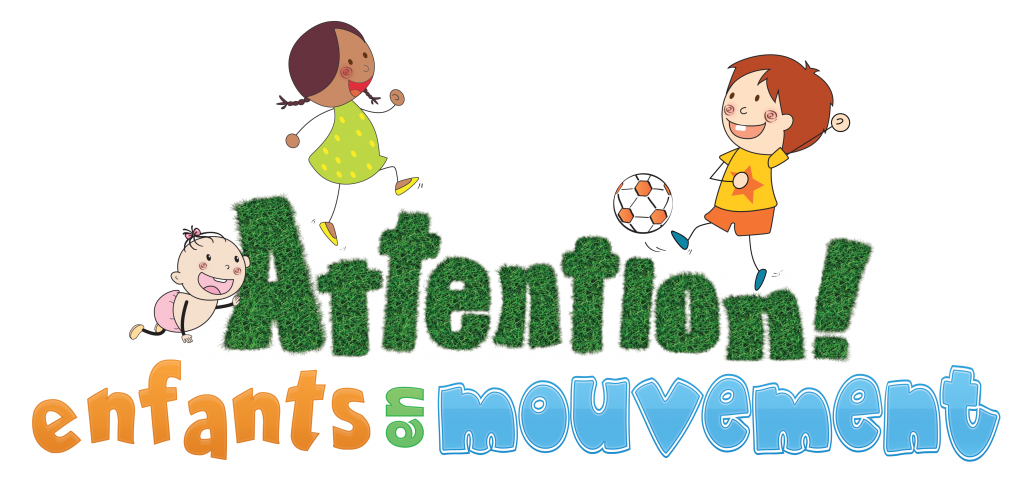 Attention! Enfant en mouvement